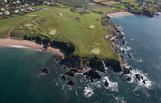 Thurlestone - 3rd Hole